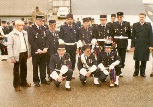 photo de la cérémonie de nomations en 1982